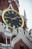 Город Москвы в реальное временя, стоковое изображение rf