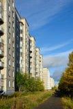 Город осени. Стоковые Фото