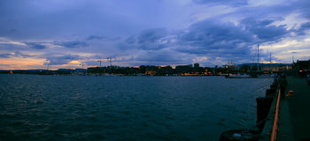 город Осло Стоковая Фотография RF