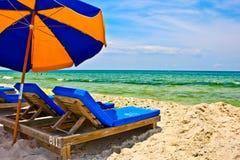 город Панама пляжа Стоковое фото RF