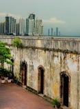 город Панама Стоковое Изображение
