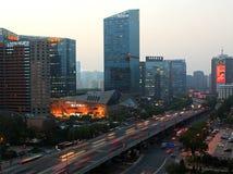 Город Пекин стоковые фотографии rf