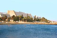 город пляжа тропический Стоковое фото RF