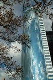 город самомоднейшее New York здания Стоковые Фото