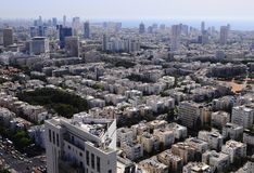 город самомоднейший Стоковое Изображение RF