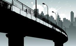 город самомоднейший Стоковое фото RF