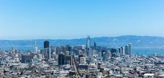 Город Сан-Франциско Стоковые Изображения