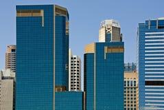 город Сидней зданий стоковое изображение