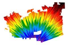 Город Соединенные Штаты Америки Chula Vista, США, u S , Города США, Соединенных Штатов, карта города США конструированный конспек бесплатная иллюстрация