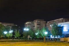 Город спать Стоковое Изображение