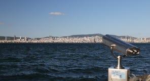 Город Стамбула в Турции Стоковая Фотография RF
