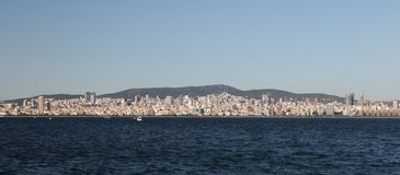 Город Стамбула в Турции Стоковые Фото
