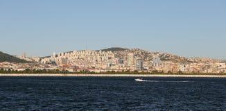 Город Стамбула в Турции Стоковые Изображения