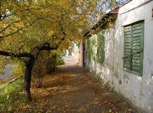 город старый Стоковая Фотография RF