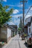 Город Сучжоу Цзянсу Китая Стоковое фото RF