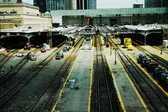 Город Торонто Стоковое Изображение