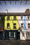 Город Уотерфорда, графства Уотерфорда, Ирландии Стоковые Фото