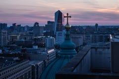 Город Филадельфии стоковая фотография rf