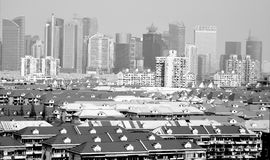 город стоковая фотография rf