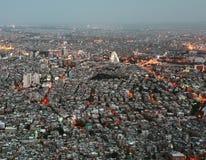 город стоковое изображение