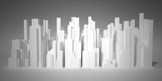 город иллюстрация вектора