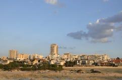 город ashdod Стоковое Изображение