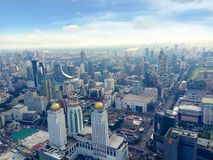 Город Bangok стоковое фото rf