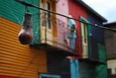 Город Boca Ла стоковые фотографии rf