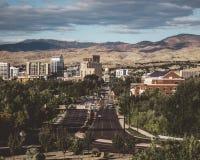 Город Boise Стоковое Изображение