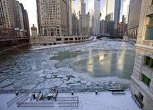 город chicago городской Стоковое Изображение RF