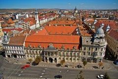 Город cluj-Napoca Стоковая Фотография RF