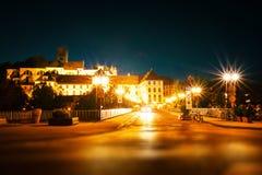 Город Fussen Стоковые Изображения RF