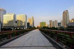 город guangzhou Стоковые Изображения