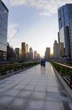 город guangzhou Стоковое фото RF