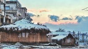 Город Homs в Сирии стоковая фотография