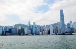 Город Hong Kong Стоковая Фотография RF