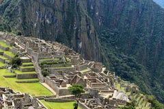 Город Inca Стоковые Изображения RF