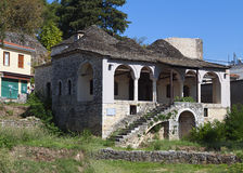 Город Ioannina в Греции Стоковая Фотография