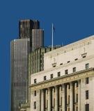 город london банка Стоковая Фотография RF