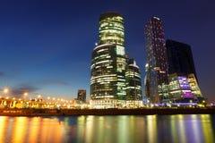 город moscow Стоковая Фотография RF
