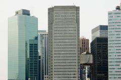 город New York зданий Стоковые Фотографии RF