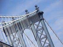 город New York моста Стоковые Фото
