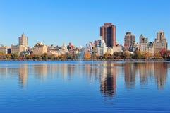 город New York осени Стоковые Фото