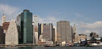 город New York Стоковая Фотография RF