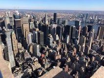 город New York стоковые фотографии rf