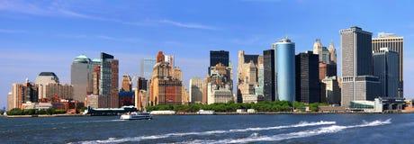 город New York стоковое изображение