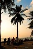 Город Pattaya Стоковая Фотография