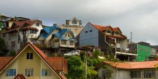 город philippines baguio стоковые фотографии rf