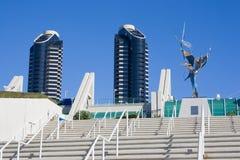 Город San Diego Стоковое фото RF