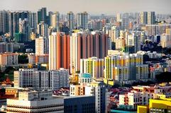 город singapore Стоковая Фотография